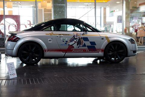 ドイツの痛車