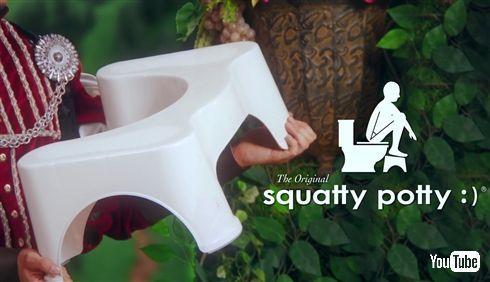便器を和式風に アメリカで大ウケなトイレ用アタッチメントが快便効果ありそう