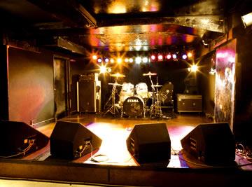 新宿JAM ライブハウス