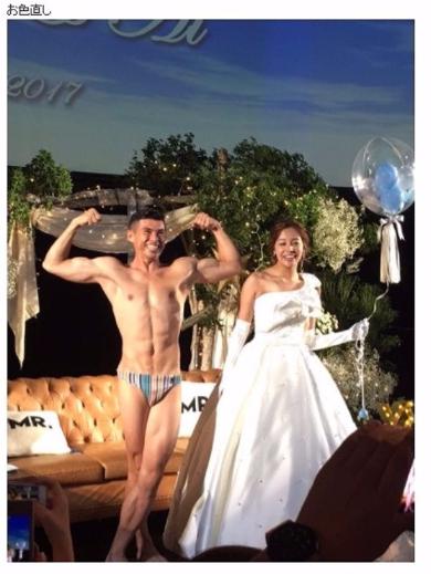 小島よしお 結婚式
