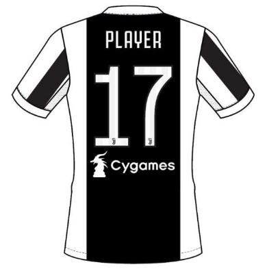 Cygames サイゲームス ユヴェントス スポンサー