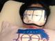 """真木よう子は""""松クラスタ"""" 一松アイマスクを装着して「彼女と就寝なうに使っていいよ」"""
