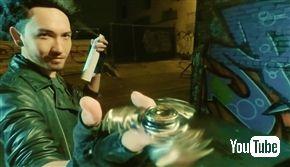 俺のスタイリッシュ・ムーブを見せてやるぜ! ハンドスピナーを題材にしたバトルアニメ風動画が血湧き肉躍るクオリティー