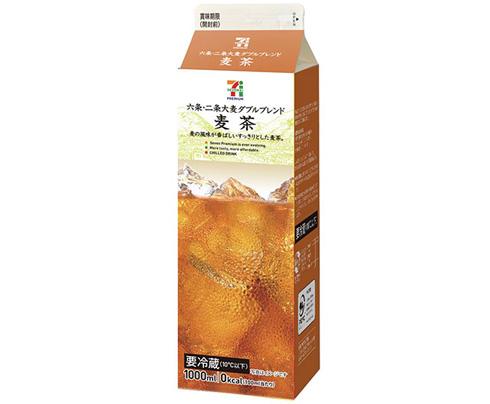 「セブンプレミアム 麦茶 1L」自主回収