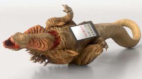 ゴジラ 第2携帯 スマホケース エイプリルフール