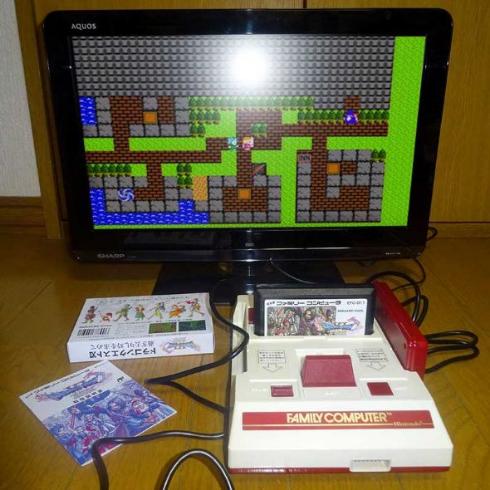 ドラクエ11 ファミコン版 製作