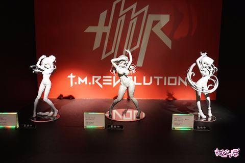 「T.M.Revolution」コラボフィギュア