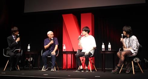 Netflixアニメスレート2017