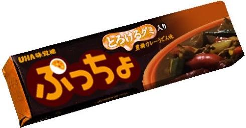 ぷっちょ 部長 豊橋カレーうどん 1000RT