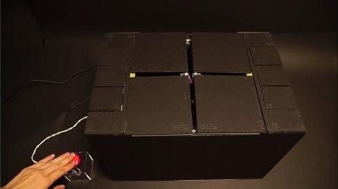 デルモンテ どんな物でもゴージャスに登場させる箱
