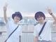 """驚きのシンクロ率 梶裕貴&神木隆之介、打ち合わせ一切なしの""""双子コーデ""""が話題"""