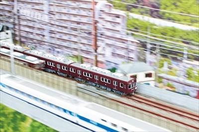 鉄道模型フェスティバル&鉄たび展