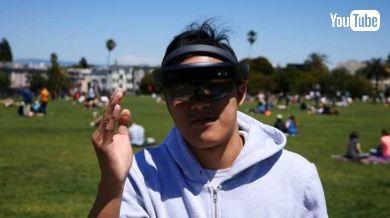 遊戯王 HoloLens AR