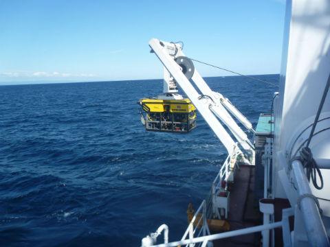 水中ロボット