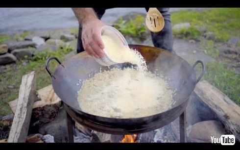 「ゼルダの伝説 ブレス オブ ザ ワイルド」の料理を再現