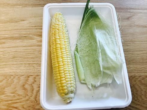 トウモロコシご飯