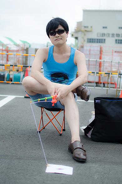 夏コミ C92 コスプレ おそ松さん カラ松