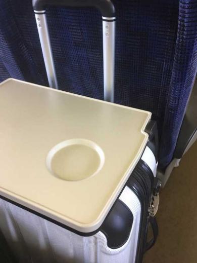 新幹線 スーツケース 固定 方法