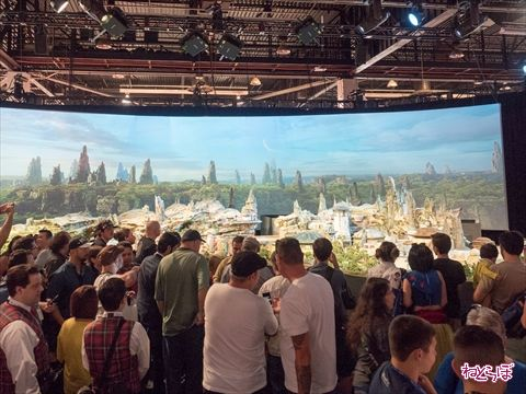ディズニー D23 Expo Star Wars: Galaxy's Edge