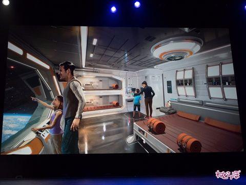 ディズニー D23 Expo スター・ウォーズ ホテル