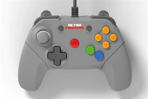 新型ニンテンドー64用コントローラーがクラウドファンディングに登場 あっという間に目標額を上回る