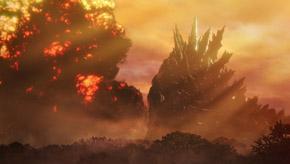 GODZILLA 怪獣惑星 予告 解禁