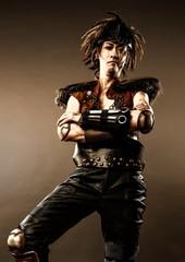 北斗の拳 ‐世紀末ザコ伝説‐ 林野健志