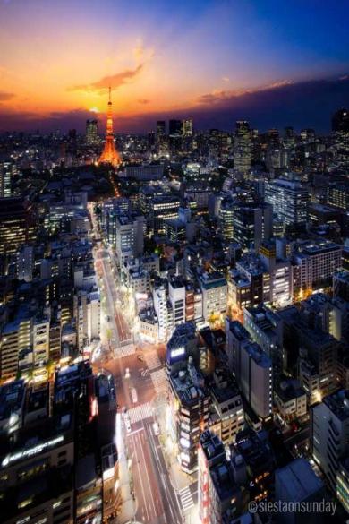 東京駅 雨の日 反射 写真
