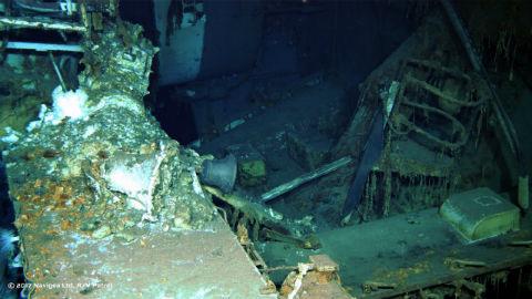 重巡洋艦 インディアナポリス