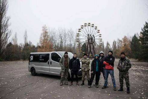 チェルノブイリ PS VR Chernobyl VR Project