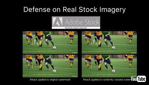 Googleが画像のウォーターマーク(透かし)を一括削除する技術を開発 防止策も発表し技術悪用を先回り