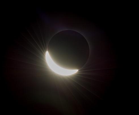 日食 ナサ NASA 宇宙