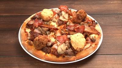 ドミノ・ピザ ミート12