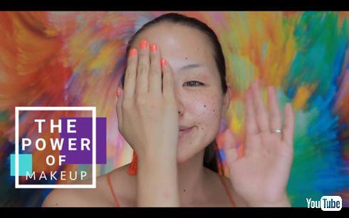 メイク動画で人気のYouTuber・マリリンさんインタビュー