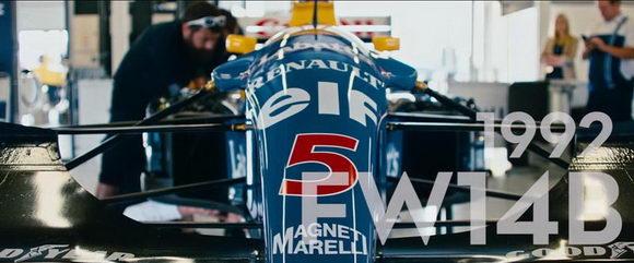 ウィリアムズF1