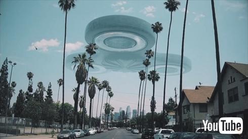 ハンドスピナー UFO SF ホラー