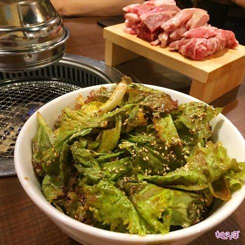 焼き肉 韓国料理 赤字セット マニト サムギョプサル 塩焼き カルビ 豚トロ カシラ