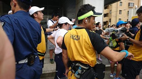 24時間マラソン追跡団