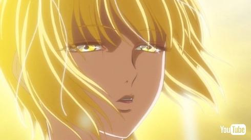 「ゴラーゴン」とつぶやく謎の女性リサとは何者か(予告編動画から)