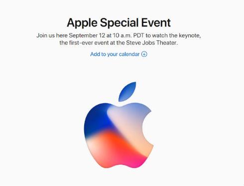 Apple イベント 新型iPhone