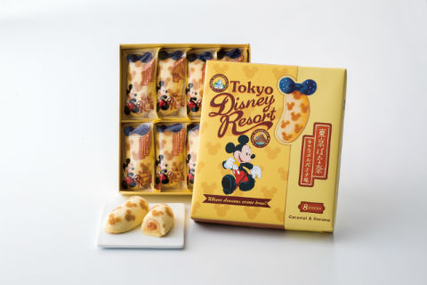 東京ばな奈 ディズニー