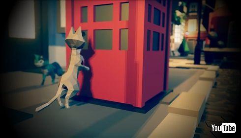 カルトゲーム「レッドシーズプロファイル」クリエイターが新作「ザ・グッド・ライフ」を発表 住人が猫になる不思議な街のミステリー