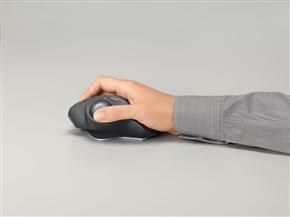 ロジクール7年ぶり新型トラックボールを発売! 通常マウスに比べ筋緊張を20%低減