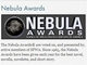 世界有数のSF賞「ネビュラ賞」にゲームライティング部門が新設 ゲームも審査の対象に