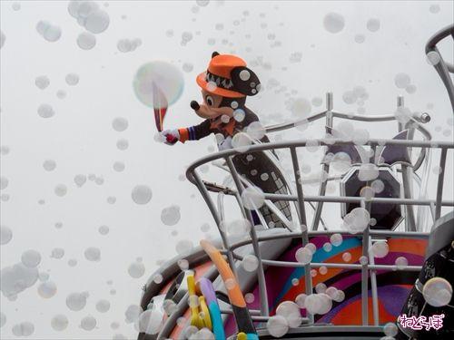 ディズニー・ハロウィーン ハロウィーンパレード
