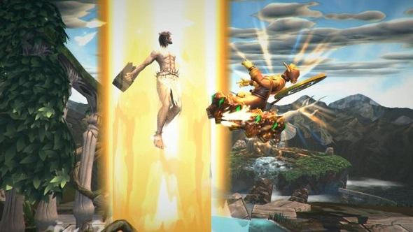 神ゲー 格闘ゲーム 宗教 神話