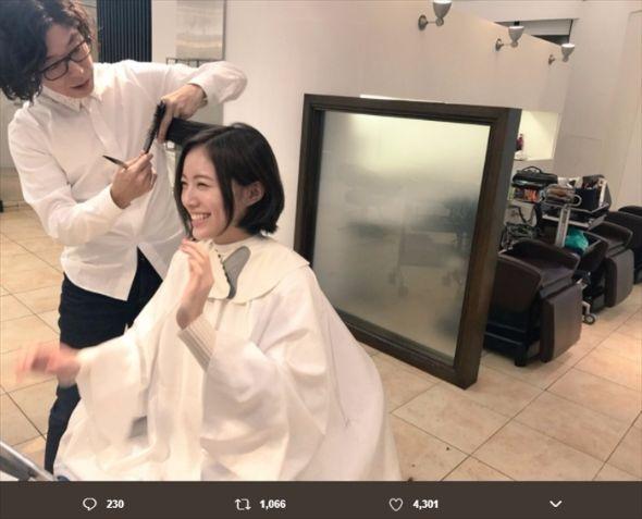 松井珠理奈 ショートカット ショートヘア SHOWROOM 篠田麻里子 峯岸みなみさん SKE48