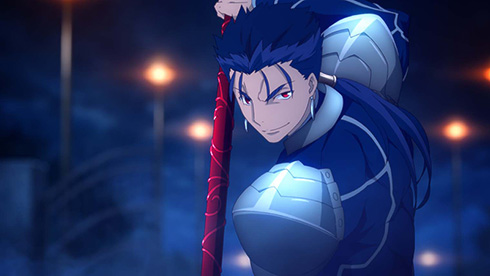 Fate/stay night [Unlimited Blade Works ランサー