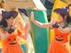 """「私たちが一番だよ!」 広瀬すず&広瀬アリス、USJで披露したおそろいの""""かぼちゃ""""ワンピースがかわいい"""