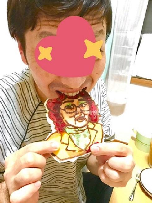 野沢雅子ケーキ
